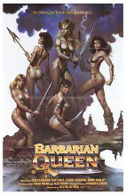 Barbarian Queen poster print by  Entertainment Poster