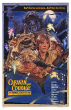 Ewok Adventure - Caravan of Courage poster print by  Entertainment Poster