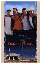 Dancer, Texas Pop 81 poster print by  Entertainment Poster