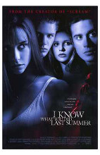 I Know What You Did Last Summer poster print by  Entertainment Poster