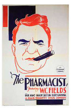 Pharmacist, the poster print