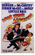 Look Who's Laughing poster print by  Entertainment Poster