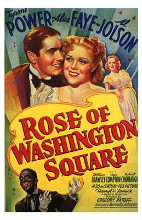 Rose of Washington Square poster print by  Entertainment Poster