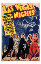 Las Vegas Nights poster print by  Entertainment Poster