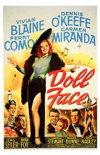 Doll Face poster print by  Entertainment Poster