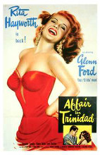 Affair in Trinidad poster print by  Entertainment Poster