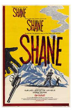 Shane poster print by  Entertainment Poster