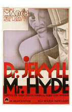 Dr Jekyll and Mr Hyde poster print by  Entertainment Poster