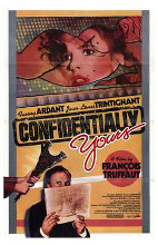 Confidentially Yours (Vivement Dimanche! poster print by  Entertainment Poster