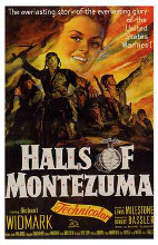 Halls of Montezuma poster print by  Entertainment Poster