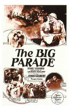 Big Parade, the poster print by  Entertainment Poster