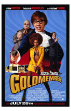 Austin Powers in Goldmember poster print by  Entertainment Poster