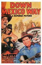 Down Mexico Way poster print by  Entertainment Poster