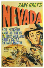Nevada poster print by  Entertainment Poster