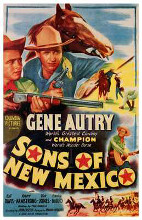 Sons of New Mexico poster print by  Entertainment Poster