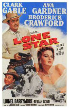 Lone Star poster print by  Entertainment Poster