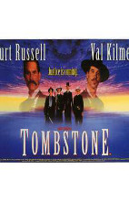 Tombstone poster print by  Entertainment Poster
