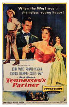 Tennessee's Partner poster print by  Entertainment Poster