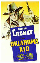 Oklahoma Kid, the poster print by  Entertainment Poster