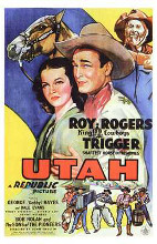 Utah poster print by  Entertainment Poster