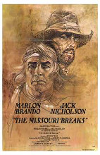 Missouri Breaks, the poster print by  Entertainment Poster