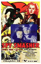 Spy Smasher poster print by  Entertainment Poster