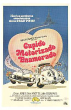 Herbie Goes to Monte Carlo poster print by  Entertainment Poster
