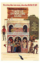 Apple Dumpling Gang, the poster print by  Entertainment Poster