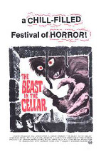 Beast in the Cellar, the poster print by  Entertainment Poster