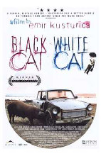 Black Cat, White Cat poster print by  Entertainment Poster