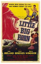 Little Big Horn poster print by  Entertainment Poster