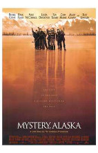 Mystery Alaska poster print by  Entertainment Poster