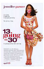 13 Going on 30 poster print by  Entertainment Poster