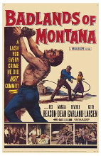 Badlands of Montana poster print by  Entertainment Poster