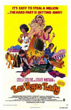 Las Vegas Lady poster print by  Entertainment Poster