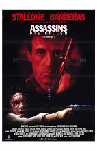 Assassins poster print by  Entertainment Poster