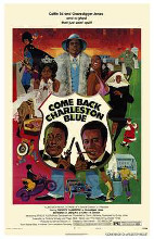 Come Back Charleston Blue poster print by  Entertainment Poster
