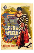 Belle of the Yukon poster print by  Entertainment Poster