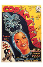 Copacabana poster print by  Entertainment Poster