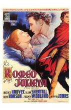 Romeo and Juliet poster print by  Entertainment Poster