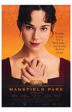 Mansfield Park poster print by  Entertainment Poster