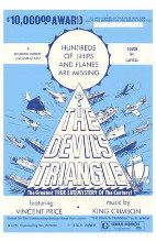 Devil's Triangle, the poster print by  Entertainment Poster