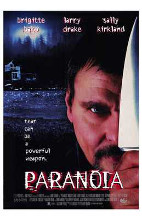 Paranoia poster print by  Entertainment Poster