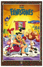 Flintstones (Tv), the poster print by  Entertainment Poster