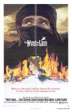 Wind and the Lion, the poster print by  Entertainment Poster