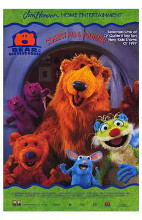 Bear in the Big Blue House poster print by  Entertainment Poster