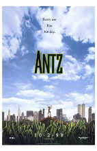 Antz poster print by  Entertainment Poster