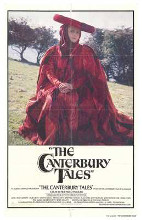 Canterbury Tales, the poster print by  Entertainment Poster