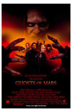 John Carpenter's Ghosts of Mars poster print by  Entertainment Poster