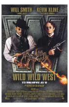Wild Wild West poster print by  Entertainment Poster